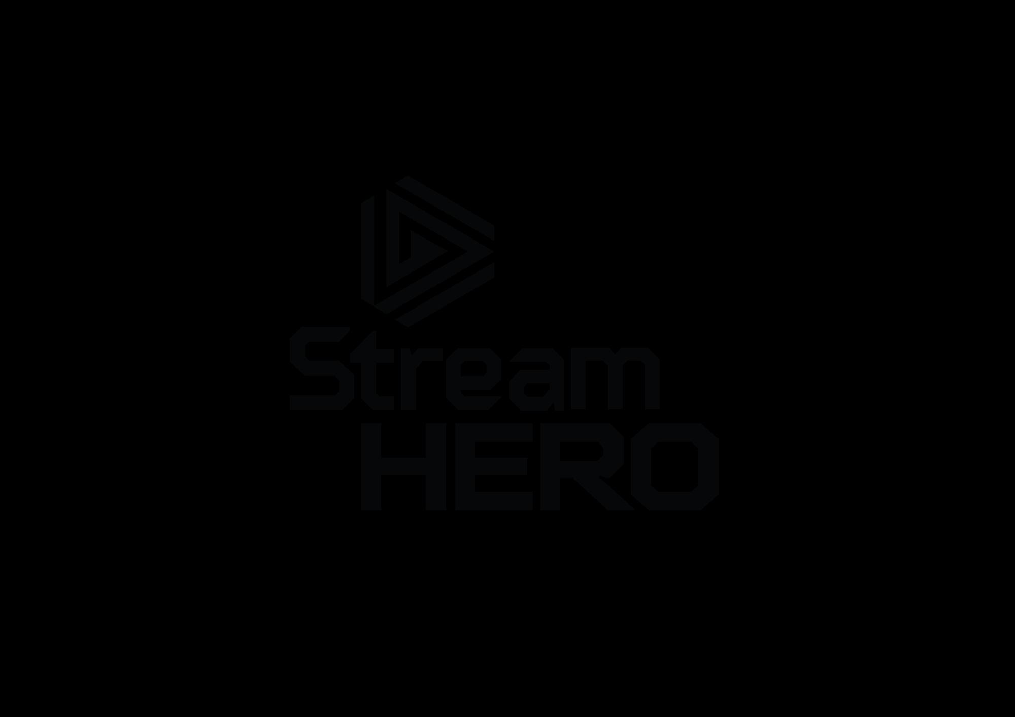 Logo for StreamHERO Status