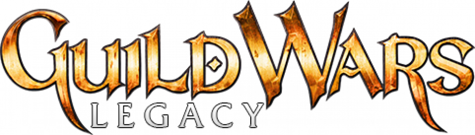 Logo for Guild Wars Legacy