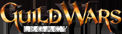 Logo for Guild Wars Legacy