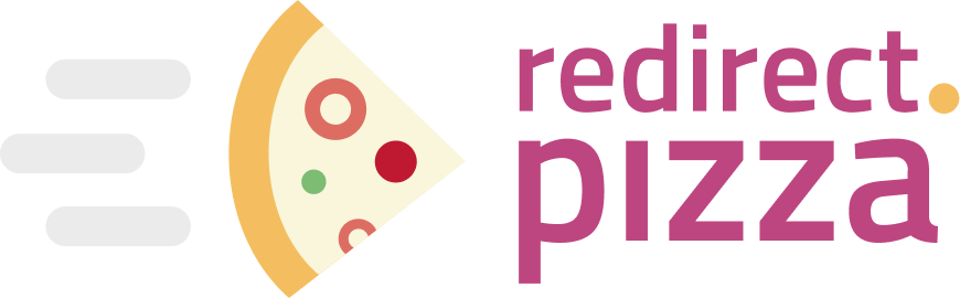 Logo for redirect.pizza status